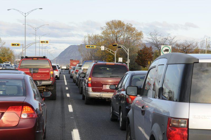 La contribution des automobilistes de la région pour le transport en commun devrait bondir de 150%.