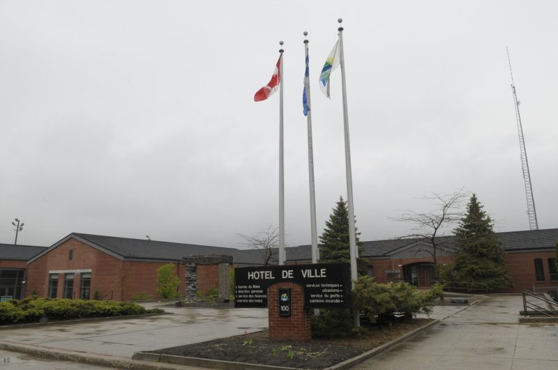 La Ville de Mont-Saint-Hilaire avait retenu les services d'un gardien de sécurité après l'épisode qui aurait impliqué M. de Cavel.