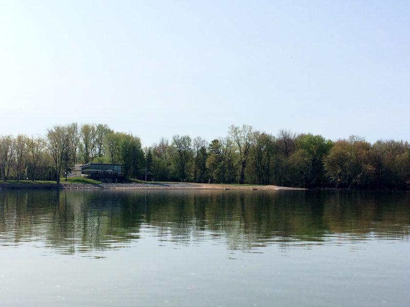 La plage de la Pointe-Valaine devrait être accessible cet été.