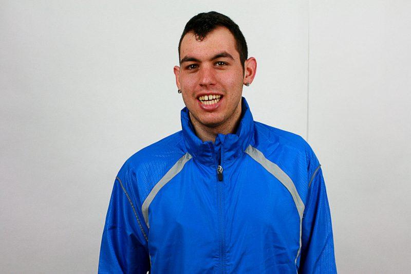 Maxime Duguay, de Saint-Basile-le-Grand, représente le Canada aux Jeux mondiaux d'Olympiques Spéciaux, à Los  Angeles.