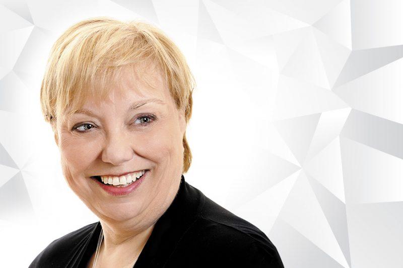 La candidate liébrale dans  Pierre Boucher-Les Patriotes-Verchères, Francine Crevier-Bélair.