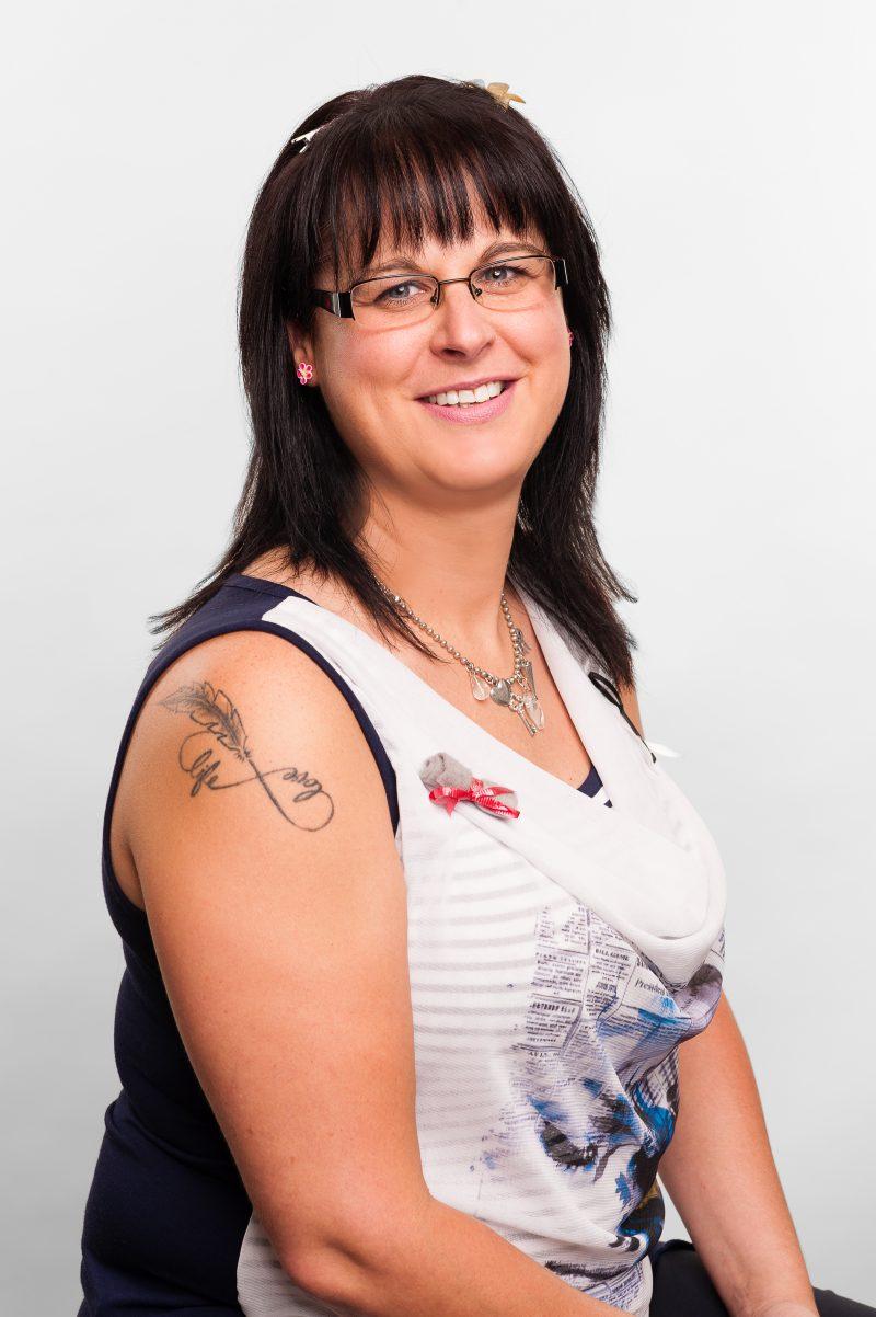 Julie Tansey est l'une des cinq Visages de la maladie mentale.