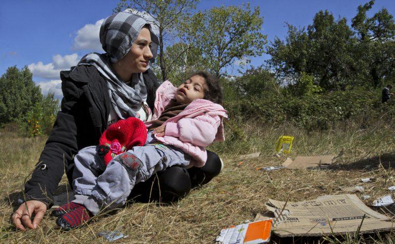 La région accueillera des réfugiés syriens.