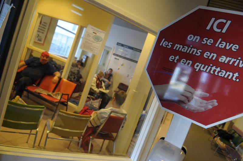 Honoré-Mercier: 12% des patients quittent sans avoir vu le médecin