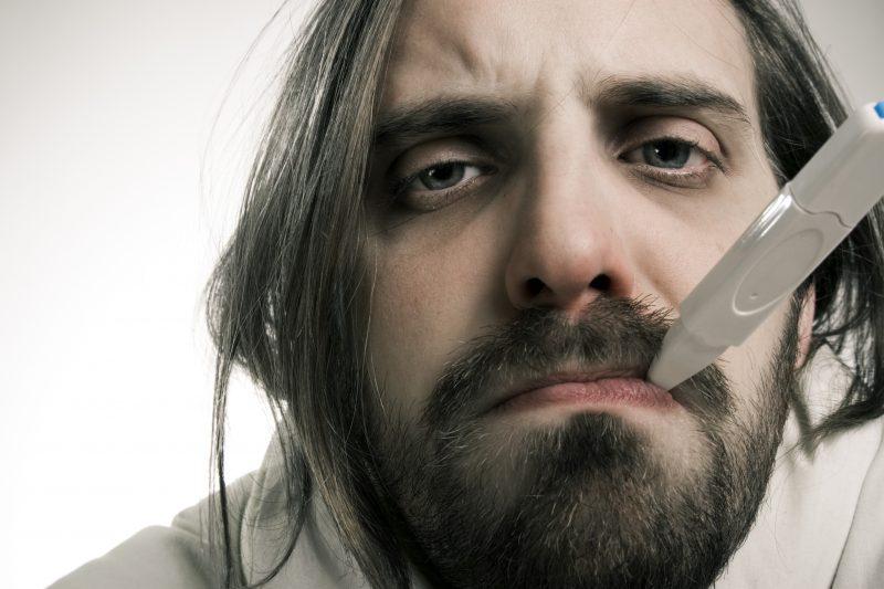Les patients présentant des symptômes de la grippe sont rares dans les urgences de la région.