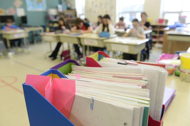 La Commission scolaire des Patriotes s'est dotée d'un  processus d'évaluation biannuel pour l'ensemble de son personnel.