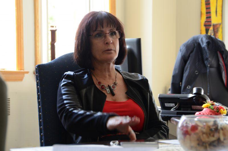Diane Lavoie, mairesse de Beloeil.