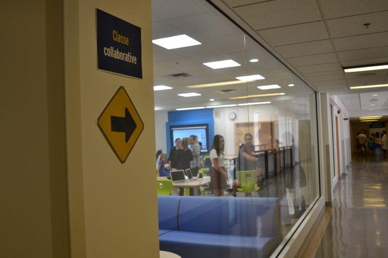 Collège Saint-Maurice: Premières portes ouvertes pour les garçons