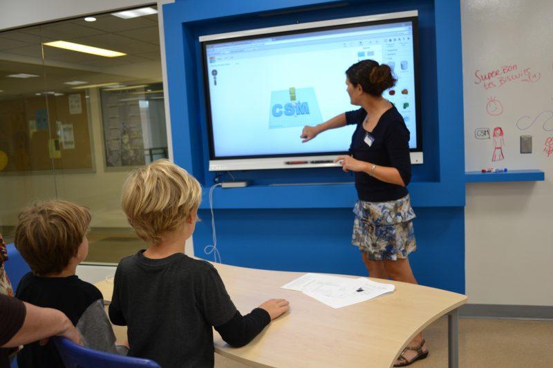 La classe collaborative du Collège Saint-Maurice mise sur les nouvelles technologies