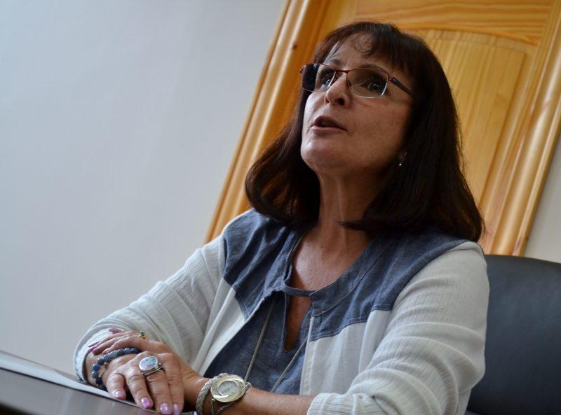 La mairesse de Belœil, Diane Lavoie