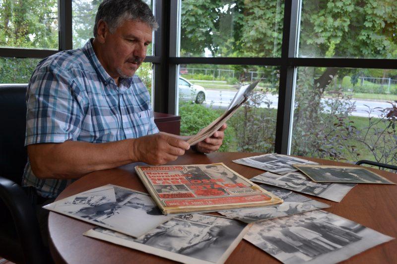 Serge Labrosse a été impliqué au début de sa carrière au Journal de Montréal dans une prise d'otages