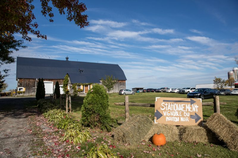 L'ancienne grange offre une architecture unique. Elle a même déjà été frappée par une tornade, selon les propriétaires.