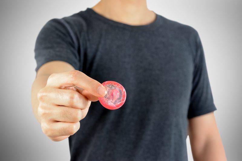 Le condom reste la manière manière de prévenir les ITSS.