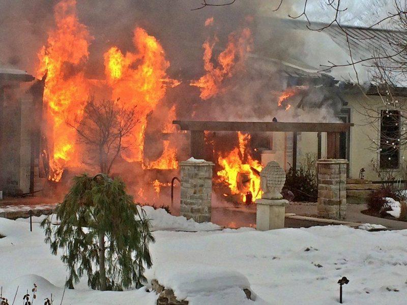 Strøm Spa: le feu aurait pris naissance dans un sauna