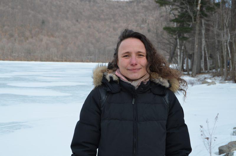 Virginie Millien connaissait déjà le mont Saint-Hilaire, pour avoir travaillé à une recherche sur les souris de la montagne, mais aussi comme visiteuse