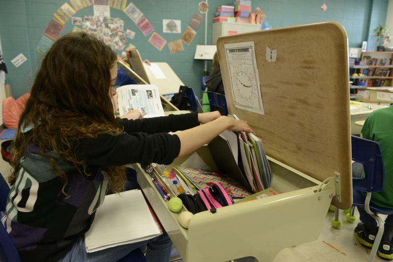 Les élèves de l'école alternative apprennent les mêmes notions  que les élèves fréquentant une école régulière. L'approche pédagogique diffère cependant de l'école régulière de par son approche axée sur les projets.