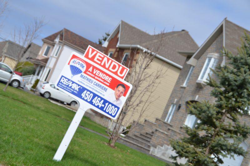 Hausse des ventes dans la région