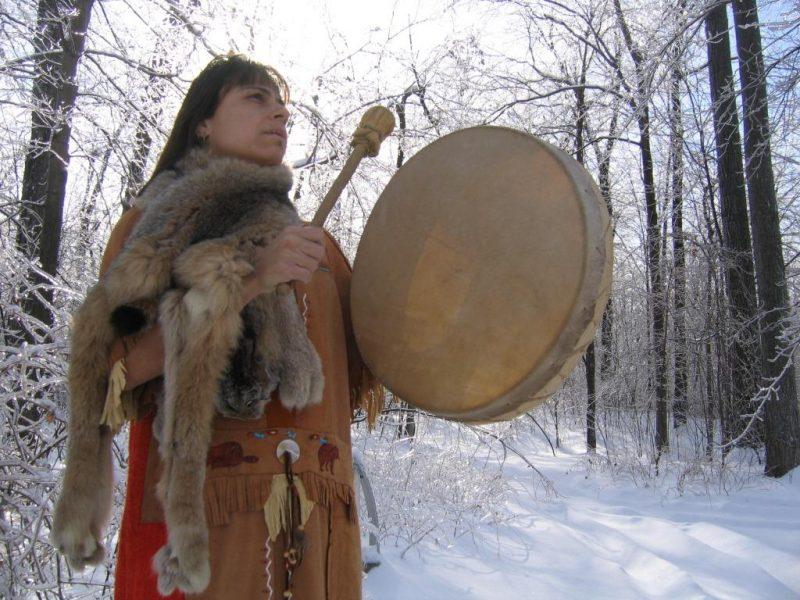 Conférence sur les Femmes amérindiennes