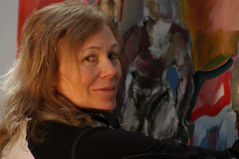 L'AAPARS reçoit à titre d'artiste peintre invitée France Malo, maître en Beaux-Arts et artiste officielle de la Fédération des Sports Cyclistes du Québec.