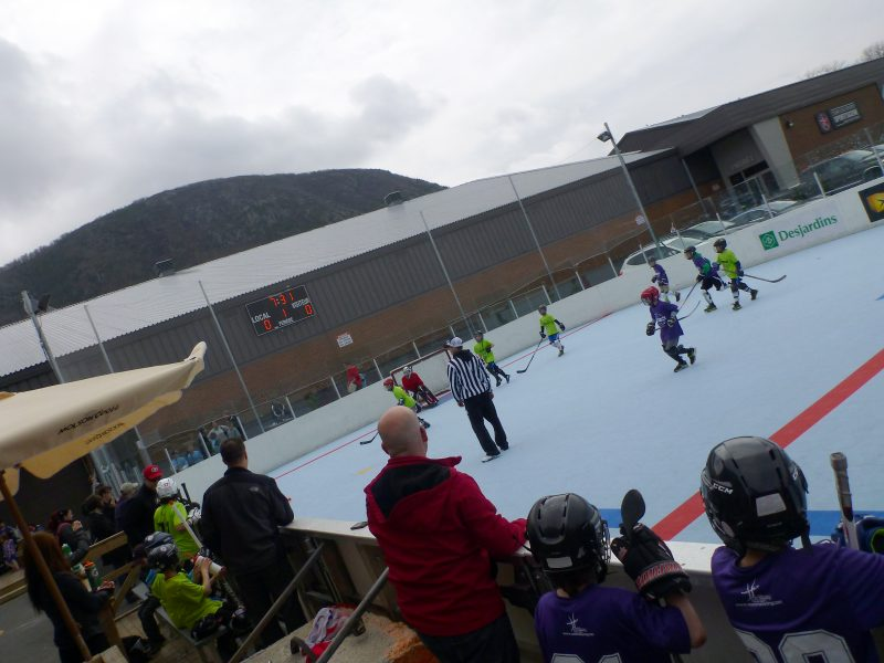 Dek hockey: saison 2016 incertaine