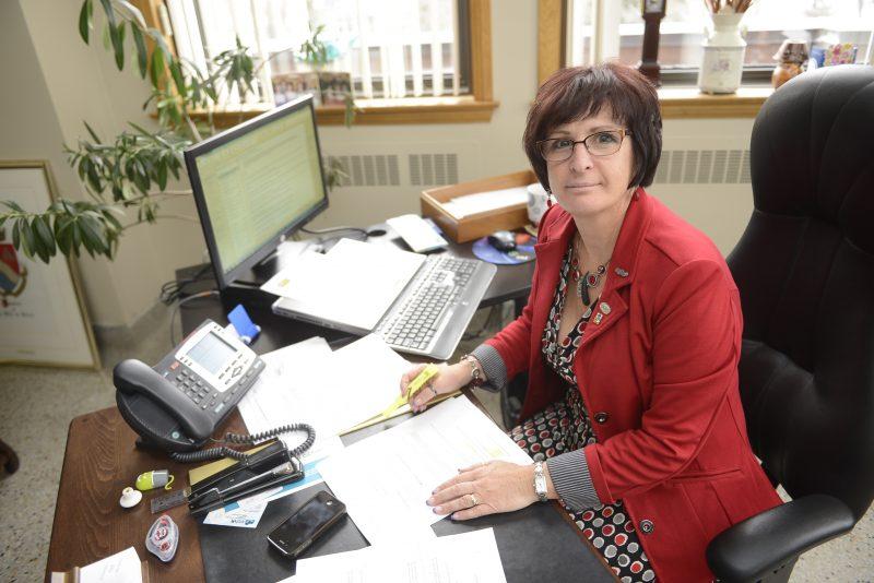 La mairesse de Beloeil Diane Lavoie