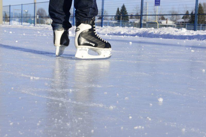 Hiver à oublier pour les patinoires extérieures