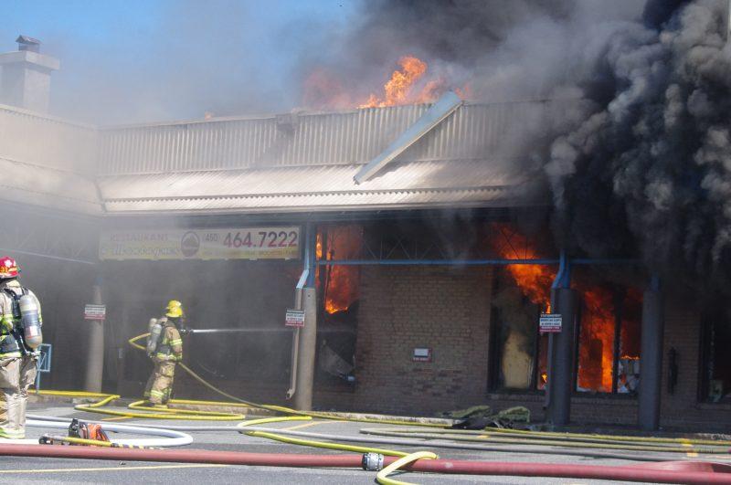 L'explosion est survenue le 25 août 2014, vers 10h15 dans le restaurant Les 2 montagnes.