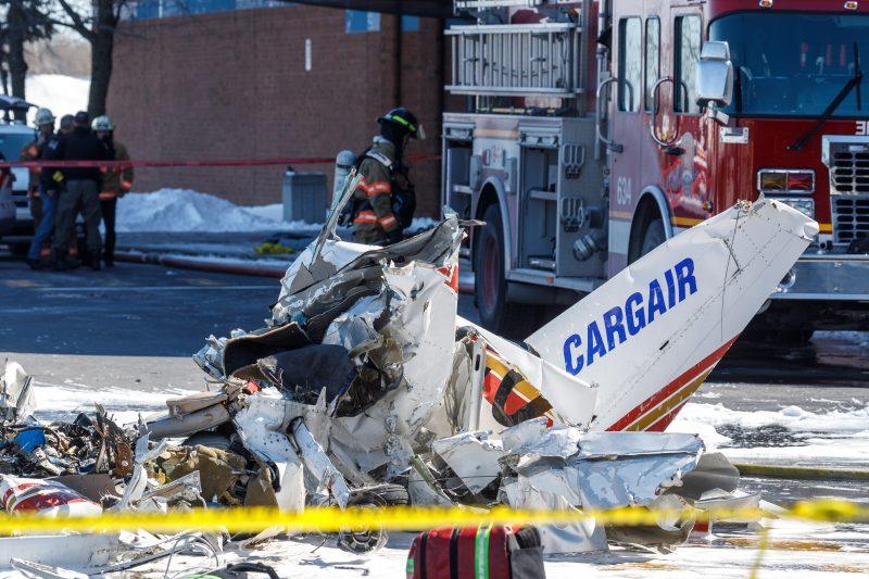 Accident aux Promenades:  un pilote décédé, l'autre gravement blessé