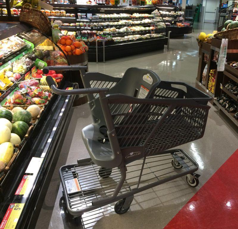 Le Caroline's Cart.