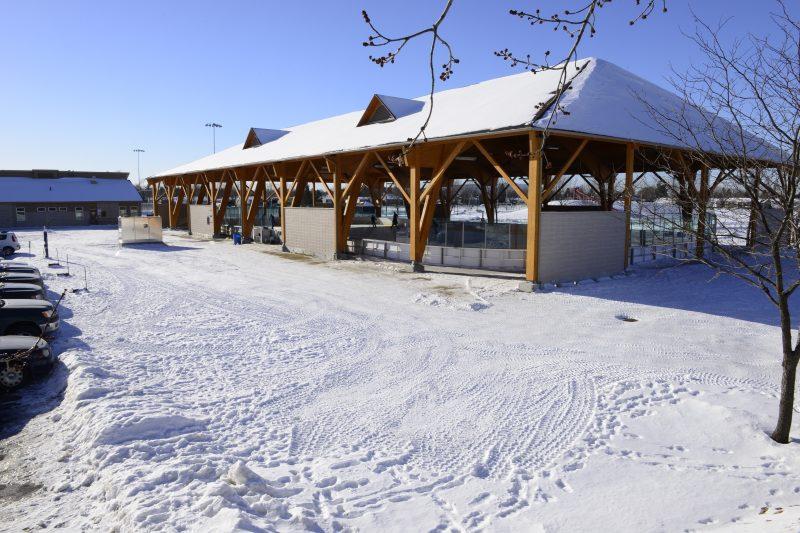 Patinoire couverte de McMasterville