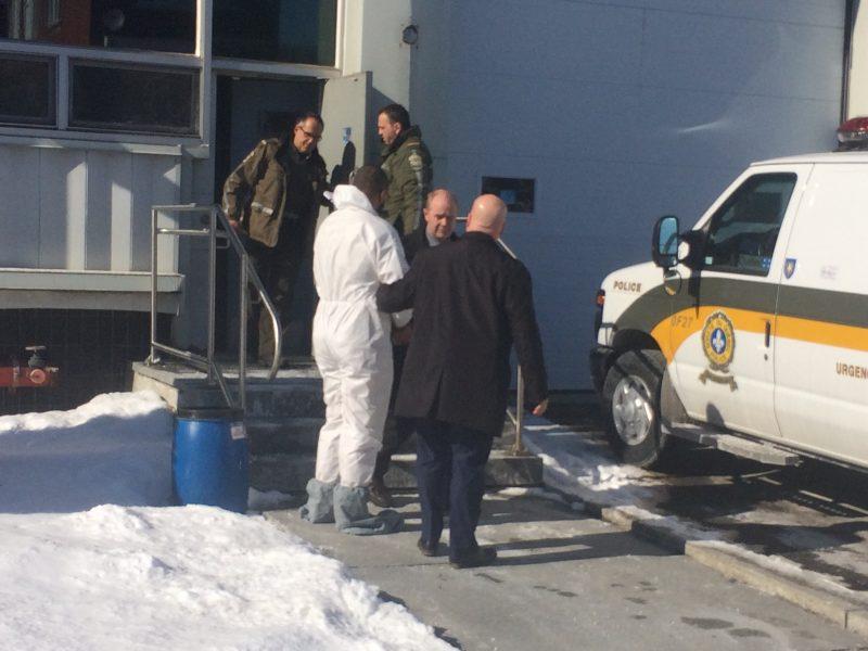Anthony Pratte accusé de meurtre prémédité