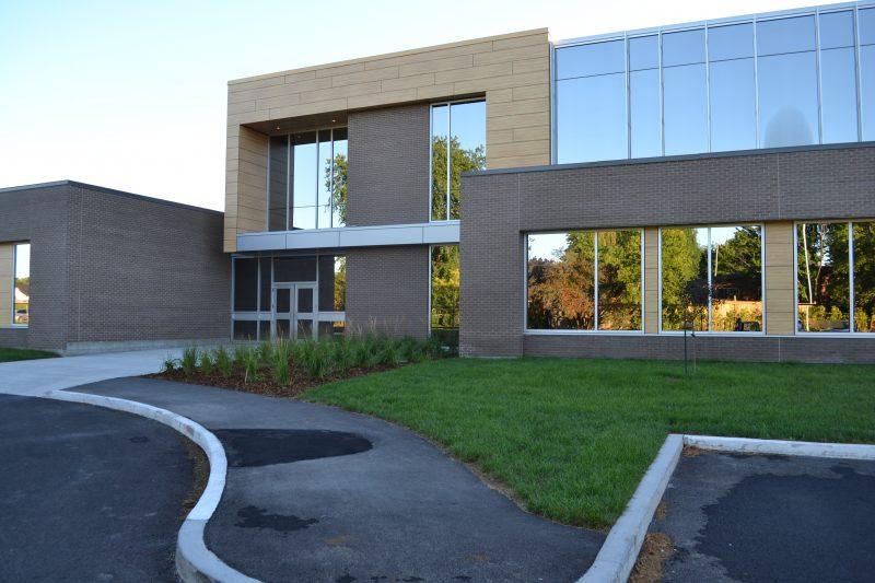 La nouvelle école a ouvert ses porte pour la rentrée de septembre 2016.