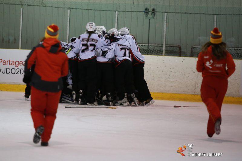 À Drummondville, la Rive-Sud avait battu l'Outaouais en grande finale pour remporter l'or.