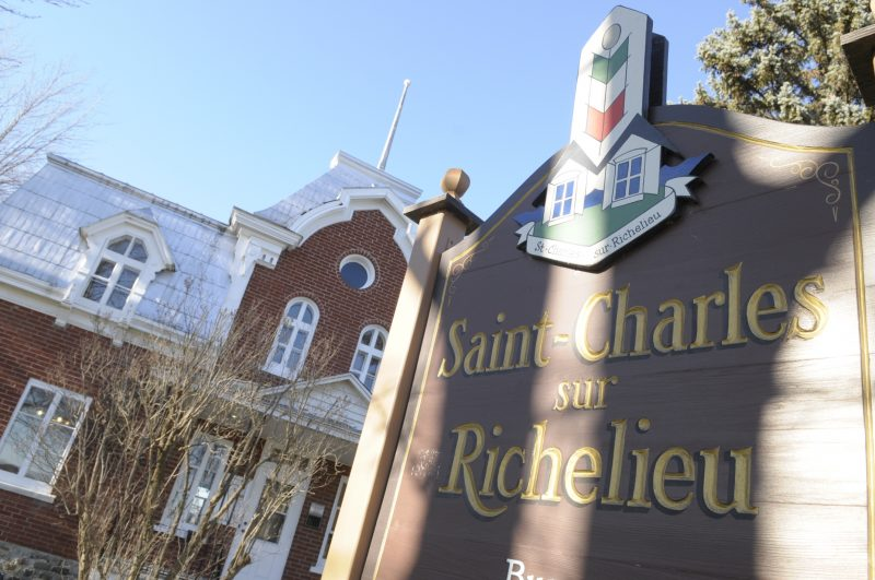 Saint-Charles-sur-Richelieu devient un Beau village du Québec grâce à son patrimoine architectural et paysager.