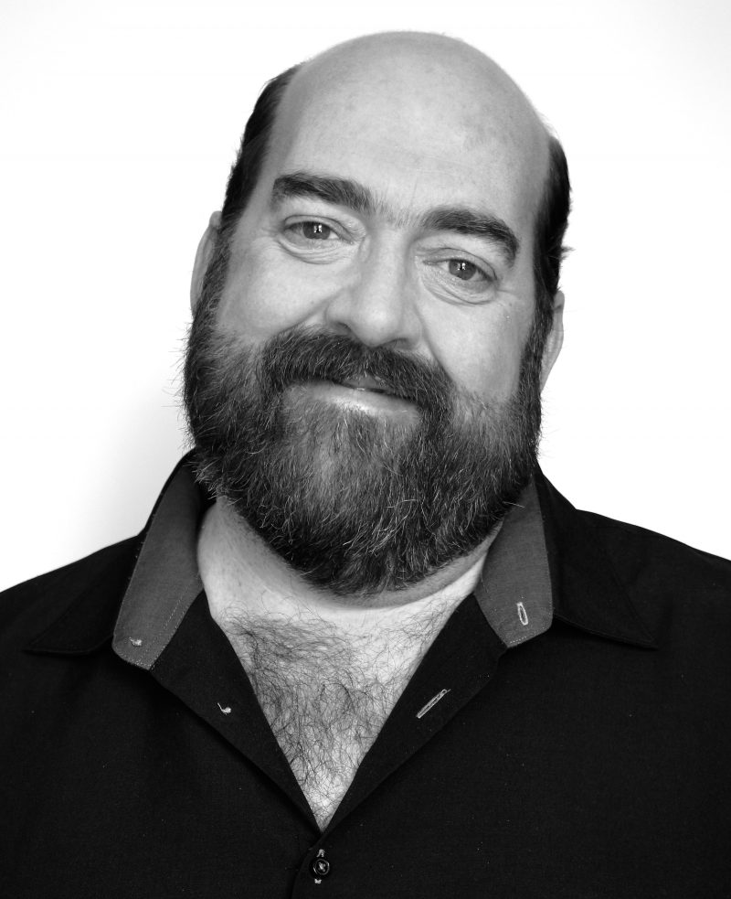 Le comédien Martin Larocque.
