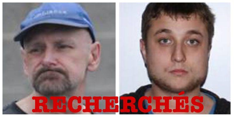 Luc Pellerin et Jean-Sébastien Bergeron sont également mêlés au réseau de vols de véhicules selon les policiers.