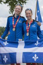 Deux médailles pour Marilou Duvernay-Tardif