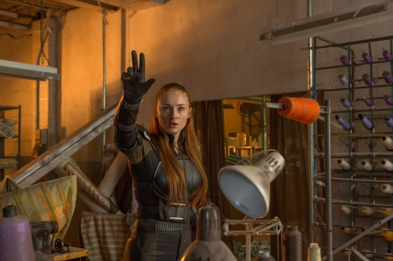 Jean Grey (Sophie Turner). Photo 20th Century Fox.