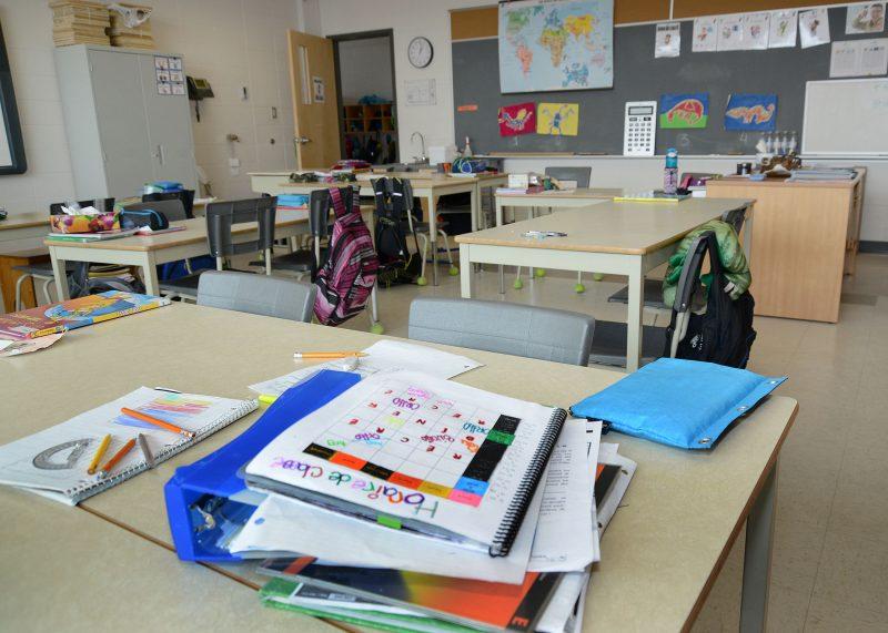 On compte 32 écoles alternatives au Québec, dont cinq en Montérégie, mais aucune sur le territoire de la CSP. Photo: Archives