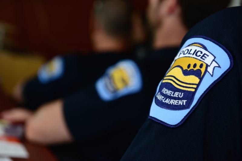 Bertrand Déry est policier depuis 1979 et occupait les fonctions de sergent détective chargé d'enquêtes. Photo: Archives