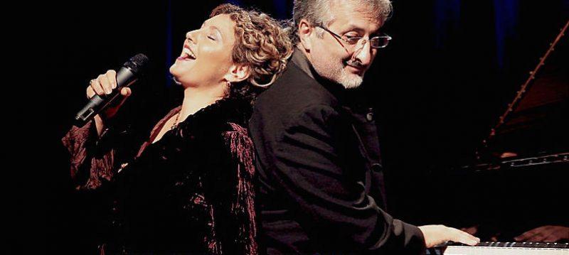 Enzo de Rosa et Isabelle Metwalli