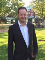 Martin Dulac à la mairie de McMasterville