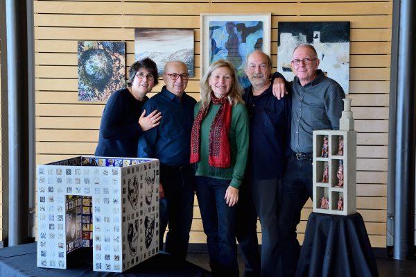 Le Collectif d'Art fête ses 10 ans