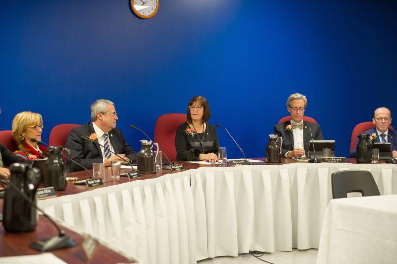 Les élus de Beloeil. Photo: gracieuseté/ Ville de Belœil