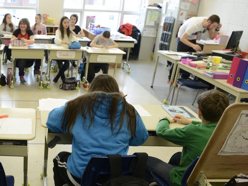 Environ 3100 enseignants travaillent à la Commission scolaire des Patriotes.