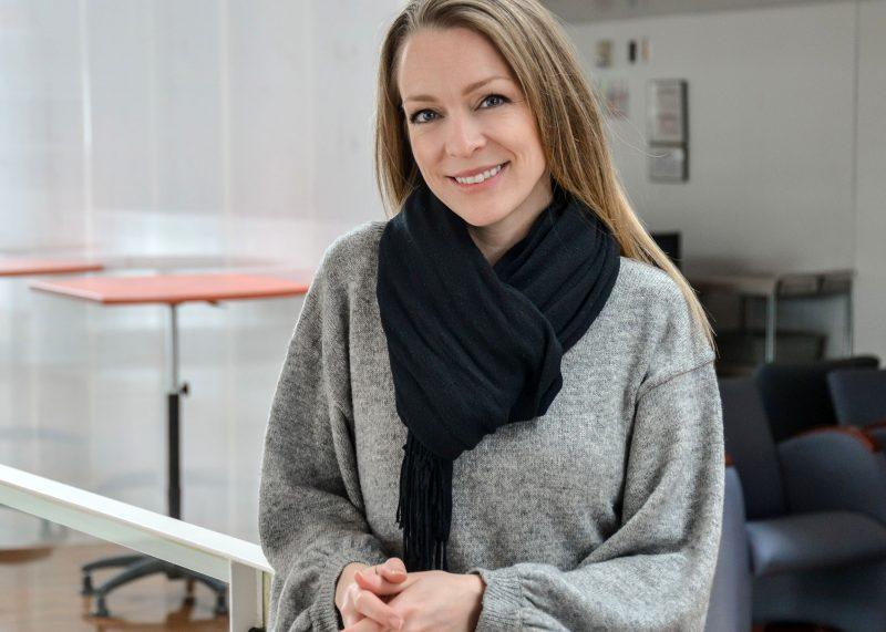 Annie Villeneuve sera au Centre culturel de Beloeil le 23 mars pour présenter son plus récent spectacle. Photo François Larivière