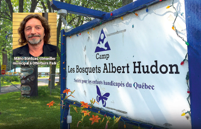 L'organisme Fondation Papillon, qui gère la colonie des Bosquets Albert-Hudon, tentera de convaincre le juge que la vente d'un terrain à Mario Borduas n'a jamais été ratifiée.  Photo:Archives