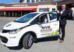 Le Rive Gauche a sa voiture électrique