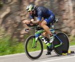 Martin Parent participera à l'épreuve reine des triathlons