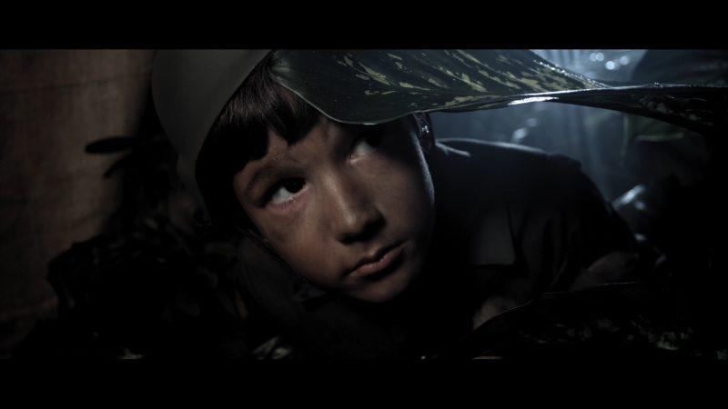 Le réalisateur n'avait que de bons mots pour l'acteur principal. «Diriger un enfant de 7 ans n'est pas nécessairement facile, mais le jeune Vladislav Kharin a compris le monde que je voulais créer. Il a été à l'écoute tout le long du tournage.» Image tirée du film